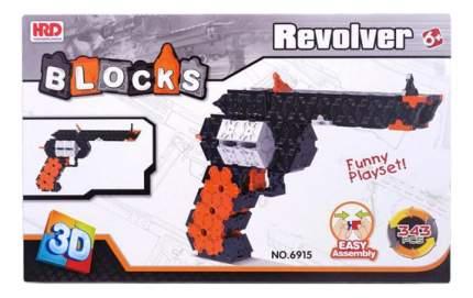 Конструктор 3D Револьвер деталей 343 шт Shantou Gepai a1012396b