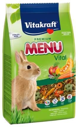 Корм для кроликов Vitakraft Menu Vital 3 кг 1 шт