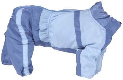 Комбинезон для собак ТУЗИК размер L унисекс, коричневый, длина спины 31 см