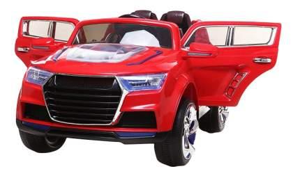 Электромобиль красный Baby Carrier DK-F002LR
