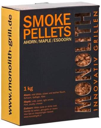 Щепа для копчения кленовая Monolith 201104 Maple Wood Chips 1 кг