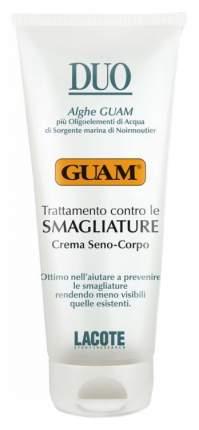 Крем для тела GUAM Smagliature Crema Seno-Corpo 200 мл