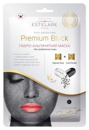 Маска для лица Estelare Premium Black 55 г