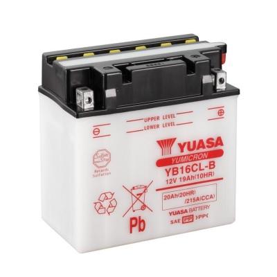 Аккумулятор автомобильный Yuasa YB16CL-B