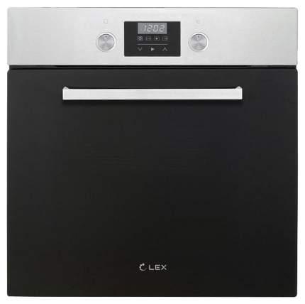 Встраиваемый электрический духовой шкаф LEX EDP 093 IX NEW Silver