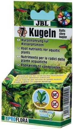 Удобрение для аквариумных растений JBL Die 7 Kugeln 7 шариков 300 мл