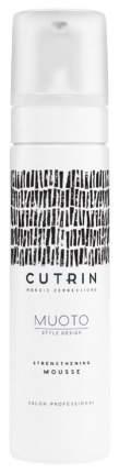 Мусс для волос Cutrin Muoto Strengthening Mousse 200 мл