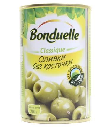 Оливки Bonduelle зеленые без косточки 300 г