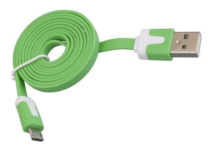 Кабель Navitoch SG209 microUSB 1м Green