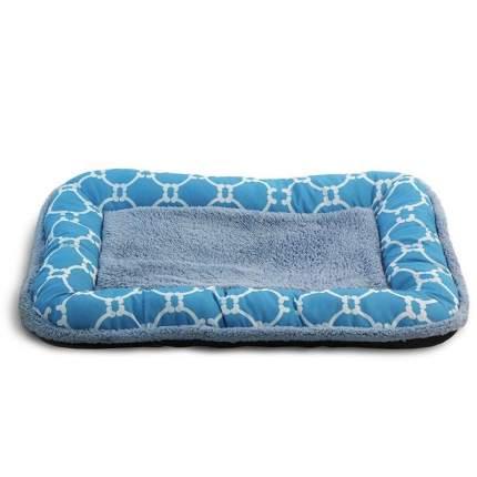 Лежанка для кошек и собак Triol 47x70x6см голубой