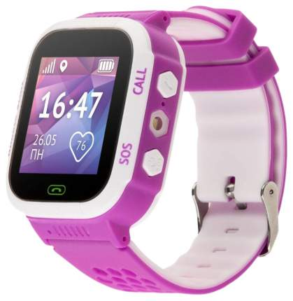 Детские смарт-часы Кнопка Жизни Aimoto Start Pink/Pink