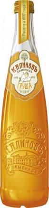Лимонад Калиновъ груша стекло 0.5 л