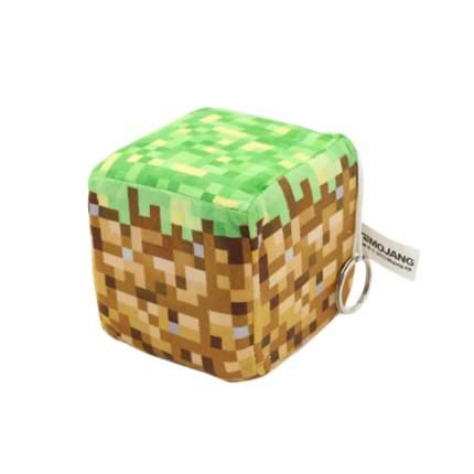 Мягкая игрушка Minecraft Куб Dirt Block (Грязевой блок), 10 см