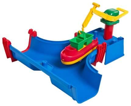 AQUAPLAY Игровой набор игрушки для воды Акваплай Гавань 122