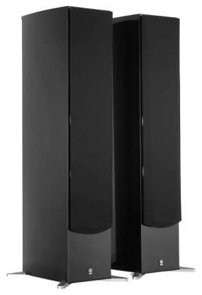 Напольная акустика Yamaha NS-555 Black (Elliptical form)