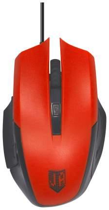 Игровая мышь Jet.A Comfort OM-U54 Red/Black