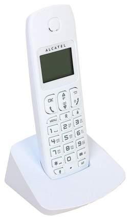 Телефон ALCATEL DECT E132 WHITE Caller ID 10 10 мелодий, Спикерфон