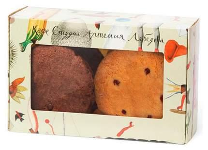 Набор шоколадного печенья 360 г
