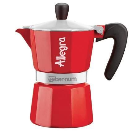 Гейзерная кофеварка Bialetti Aeternum Allegra
