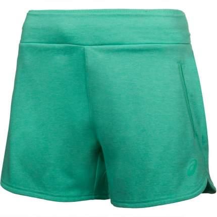 Шорты Asics Knit, green, 40 RU/42 RU
