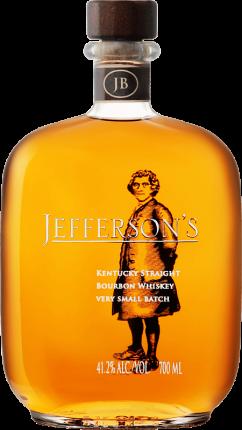 Jefferson`s Kentucky Straight Bourbon