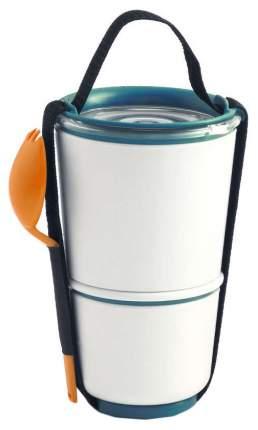 Ланч-бокс Lunch Pot бирюзовый