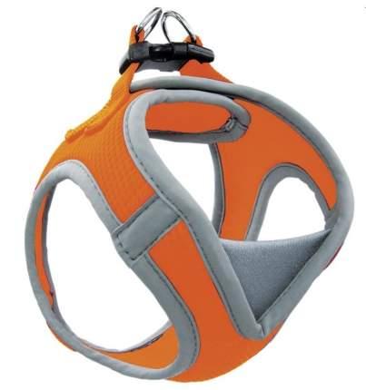 Мягкая шлейка-жилетка Triol (цвет: оранжевый), размер XS