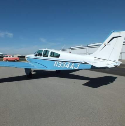 Сертификат - Полет на Beechcraft (60 минут) - FurPur