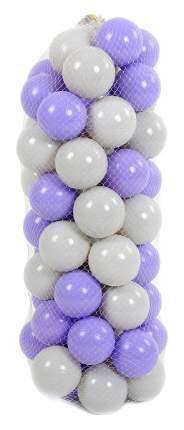 Мячики для сухого бассейна Mix, 60 шт. Польская пластмасса