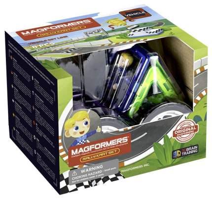 """Магнитный конструктор """"Rally Kart Set (Boy)"""""""