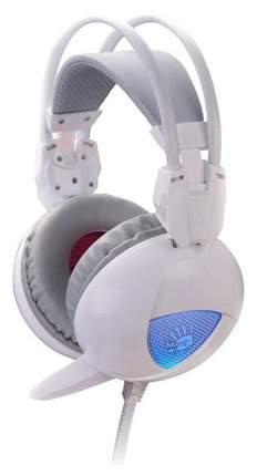 Игровые наушники A4Tech Bloody G310 white