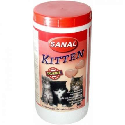Витаминный комплекс для котят Sanal Kitten, 40 таб