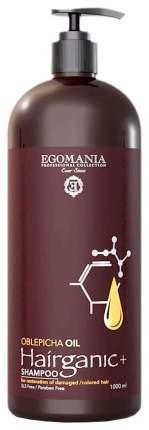 Шампунь Egomania Professional Hairganic+ Oblepicha Oil 1 л