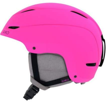 Горнолыжный шлем женский Giro Essence Mips 2019, светло-розовый, S