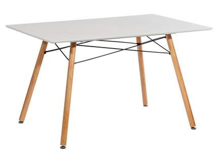 Обеденный стол STOOL GROUP LONDON WHITE Белый