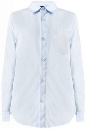 Рубашка для мальчика Finn Flare, цв. синий, р-р. 152