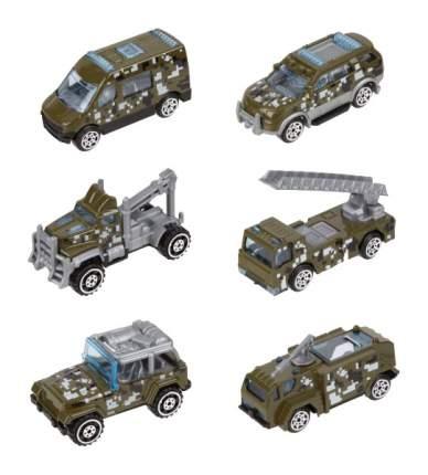 Игровой набор Наша игрушка Военный 6 штук