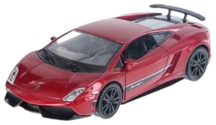 """Коллекционная игровая модель """"Lamborghini Gallardo LP-570-4 Superleggera"""", металлик, 1:32"""