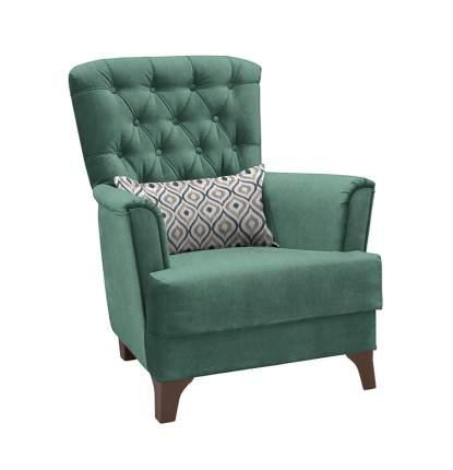 Кресло для гостиной Mobi Ирис ТК 962, зеленый