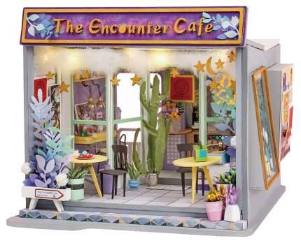 Румбокс Robotime «Кафе для встреч» TD02W