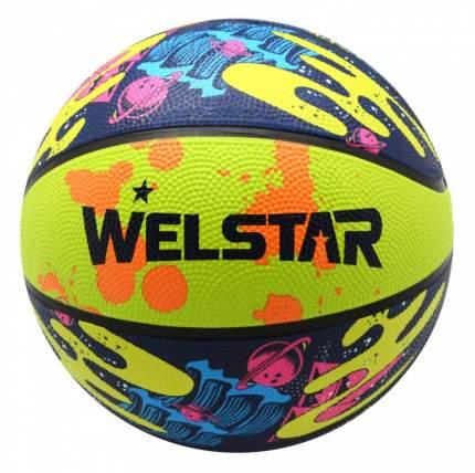 Баскетбольный мяч Welstar BR2814D-7 №7 multi/colored