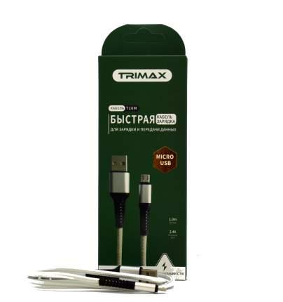 Кабель Trimax Micro-USB T16M 1m Silver