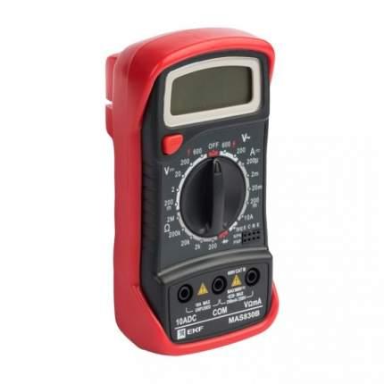 Мультиметр цифровой MAS830B EKF Expert