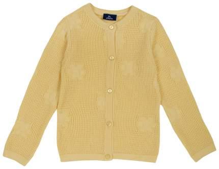 Кардиган chicco р.122 цвет жёлтый