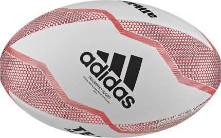 Мяч для регби Adidas Nzru Replica Rugby DN5543 5 белый