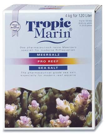 Морская соль Tropic Marin Pro-Reef 4 кг