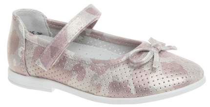 Туфли Сказка розовые 676233705, размер 26