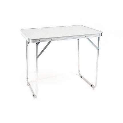 Туристический стол НПО Кедр TABS-01 белый/серебристый