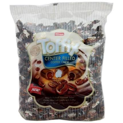 Жевательные конфеты Toffix Elvan со вкусом кофе 1 кг