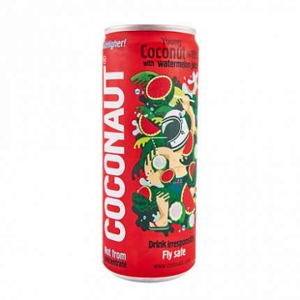 Кокосовая вода Coconaut. из молодых кокосов с соком 320 мл